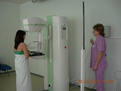 Поликлиника, рентген кабинет