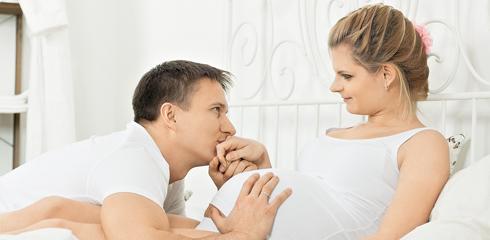 Половая жизнь и затвердение живота
