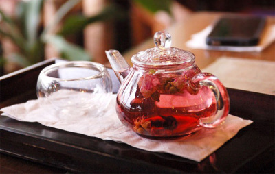 Польза чая из лепестков роз