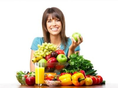 Сбалансированное питание и витамины