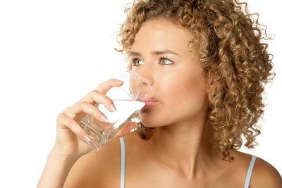 Сократите объем жидкости