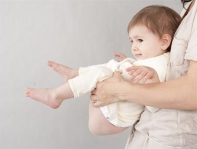 Техника высаживания ребенка