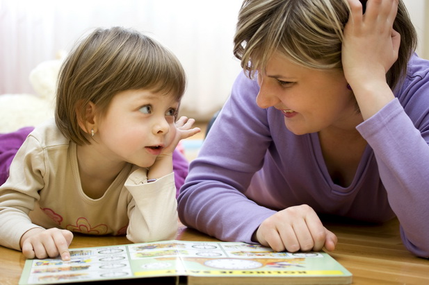 Учим стих с ребенком
