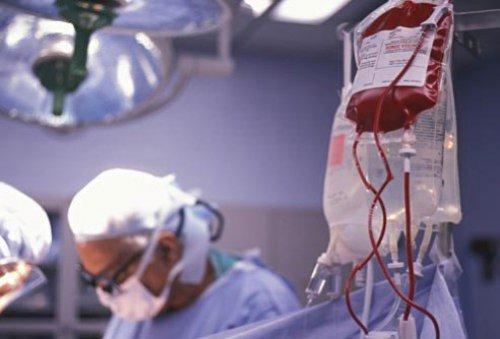 Внутриутробное переливание