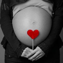 Темный калл признак чего при беременности