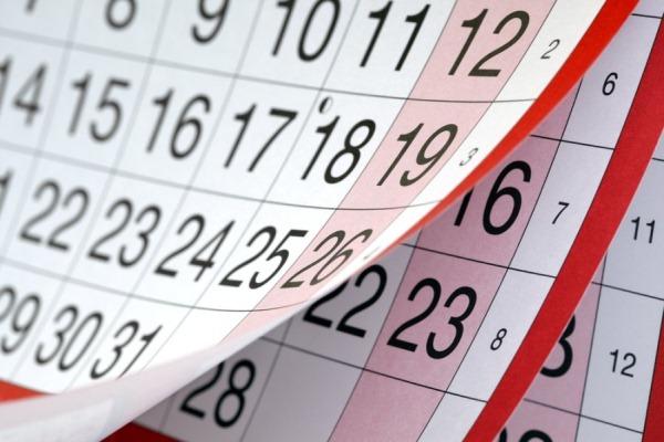 Календарный метод овуляции