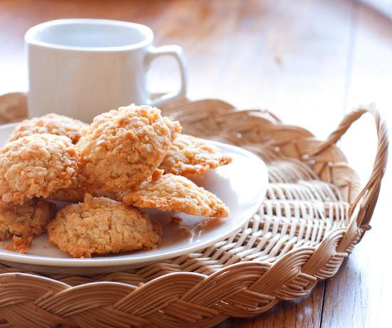 Овсяное печенье - отличный завтрак