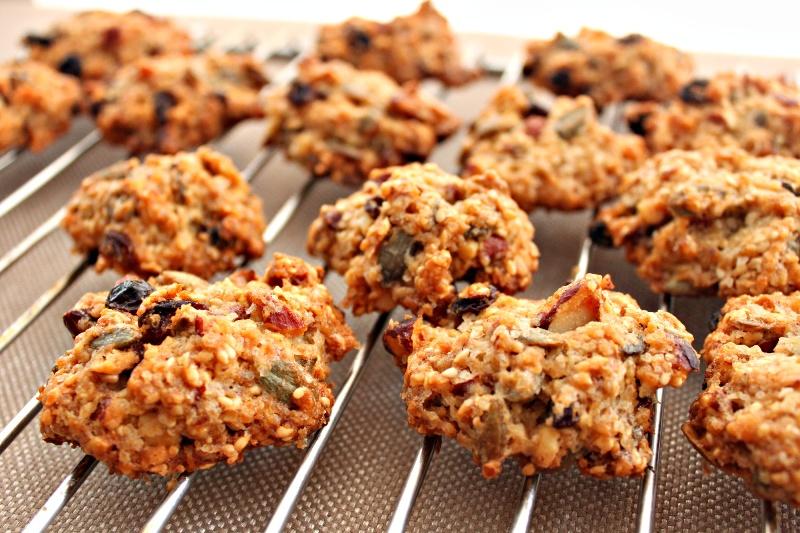 Печенье овсяное при грудном вскармливании с добавками