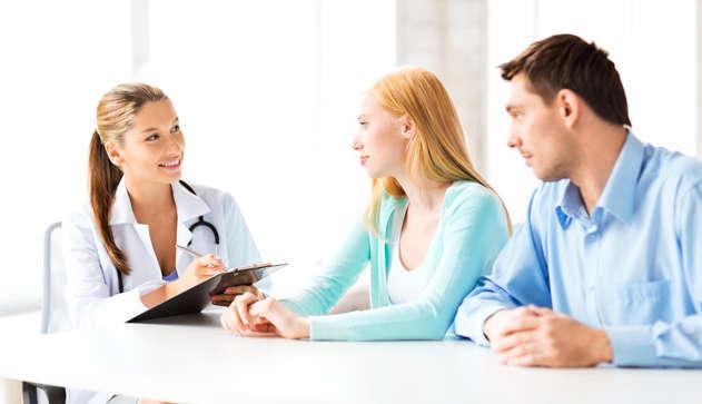 Посещение специалистов при планировании беременности