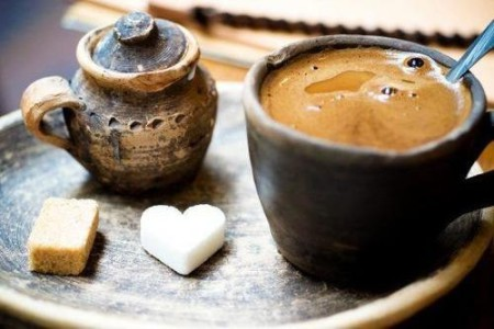 Правила питья кофе