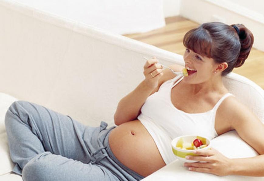 Правильное питание при токсикозе