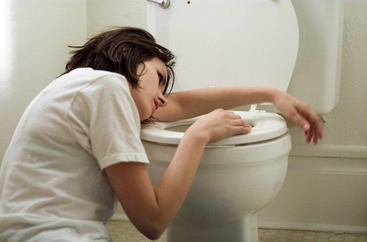 Причины токсикоза раннего токсикоза