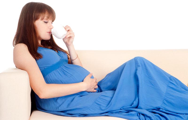 Результаты исследований беременных на кофе с молоком