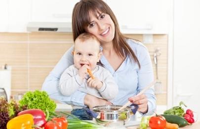 Укроп помогает мамам и их детям