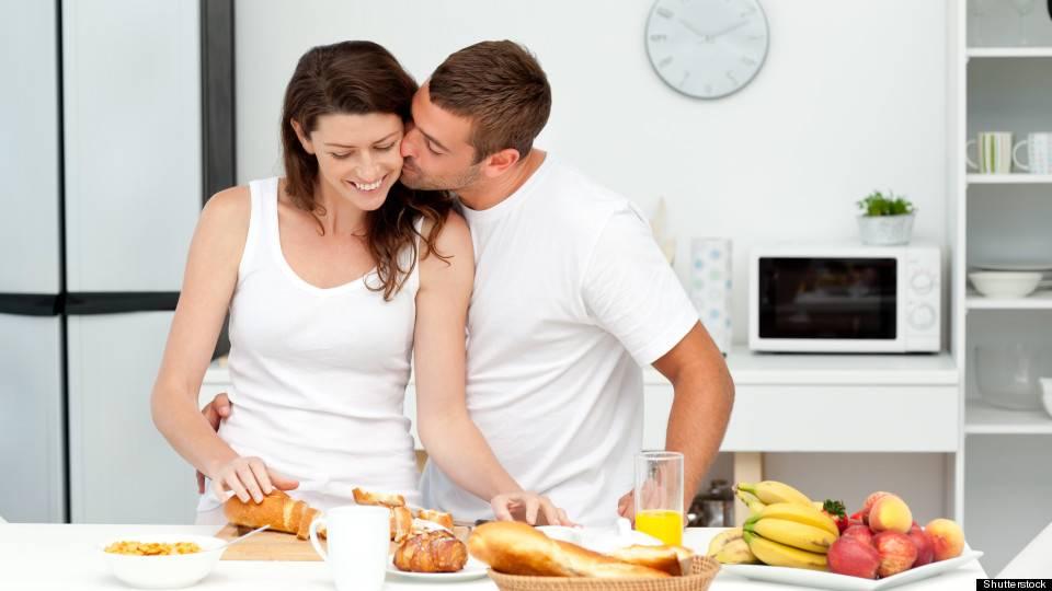 Взаимоотношения с мужем при беременности