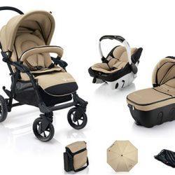 Выбор коляски для новорожденного на осенне-зимний сезон