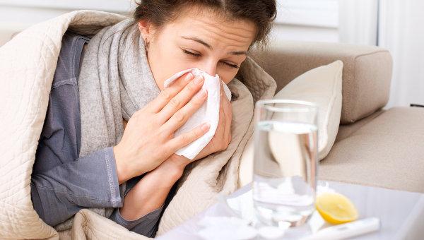 Лечение простуды в первом триместре