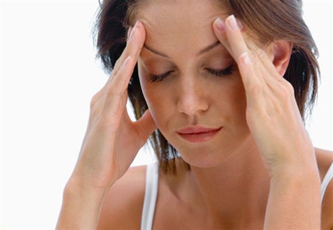 Отрицательные эмоции провоцируют токсикоз