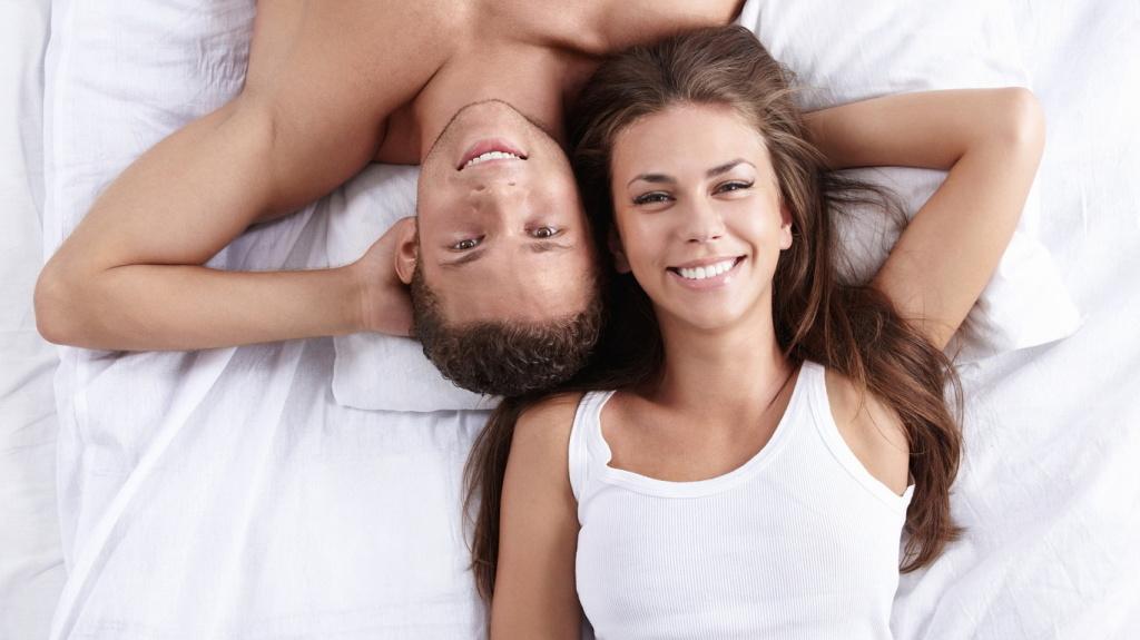 Проникновение спермы во влагалище