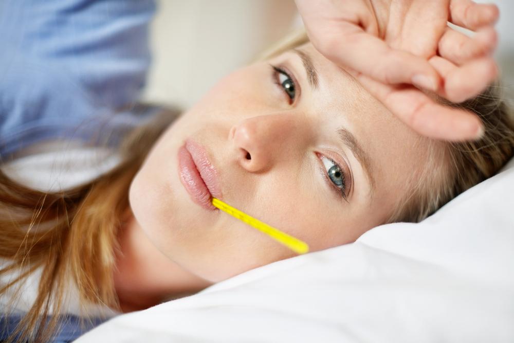 Простудные заболевания при беременности на первом триместре