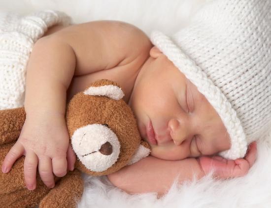 Сколько должен спать месячный ребёнок