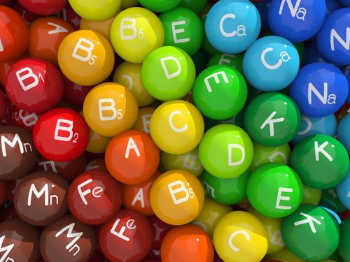 Витаминный состав баклажан