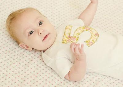 Зрение пятимесячного малыша