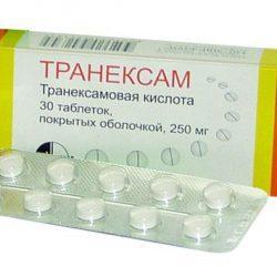 Транексам: применение и дозировка