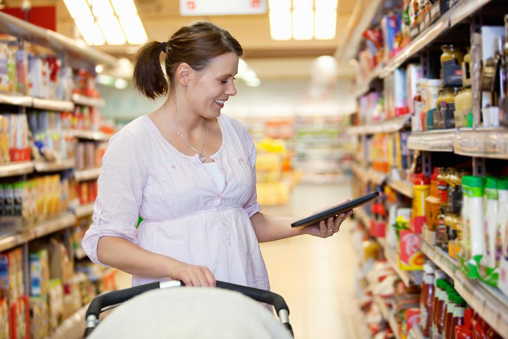 Продукты, входящие в рацион кормящей матери