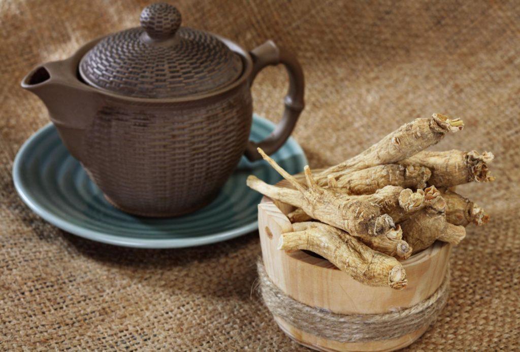 Чай из элеутерококка