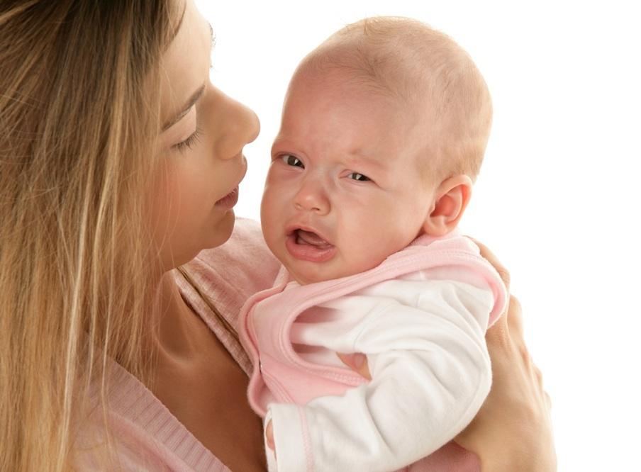 Новорождённый ребёнок