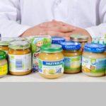 Консервированное детское питание