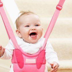 Прыгунки: стоит ли их повесить, чтобы ребёнок наконец напрыгался