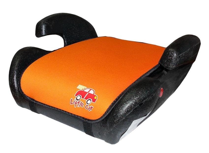 Бустер с оранжевой накладкой