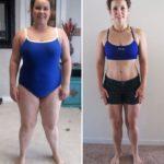 похудение по Дюкану фото до и после
