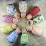Вальдорфские куклы-пеленашки