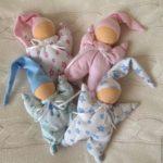 Вальдорфские куклы-бабочки