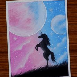 Рисунок — Единорог