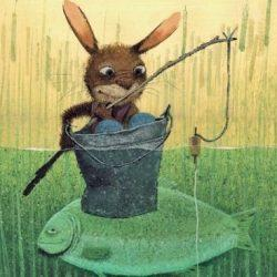 Аудиосказка – Братец Кролик рыболов