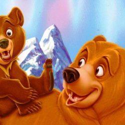 Аудиосказка — Братец медвежонок