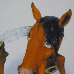 Аудиосказка – Блэки и лошадь молочника