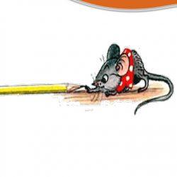 Сказка - мышонок и карандаш