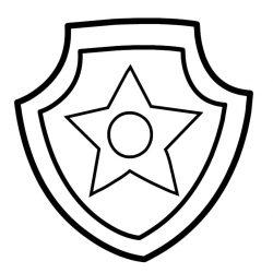 Щенячий патруль - раскраски
