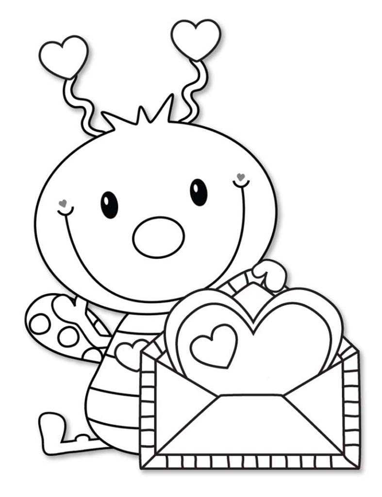 раскраска открытка для малышей 3-4 года происходит