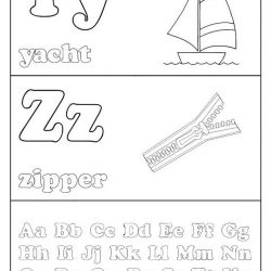 Учим английский - раскраски