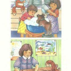 Развитие речи ребенка - занятия