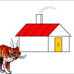 Сказка — Капризная кошка