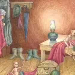 Сказка — Маленькие человечки