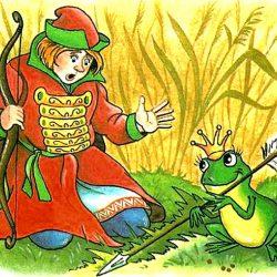 Сказка - Царевна-лягушка