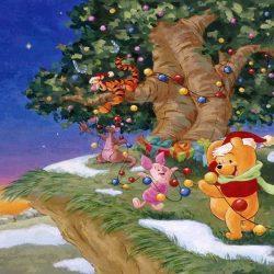 Аудиосказка – Винни и его друзья, рождественская история